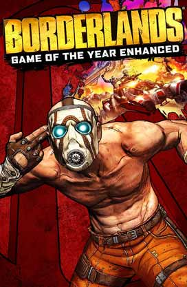 Borderlands Game of the Year Enhanced PC Cover Download
