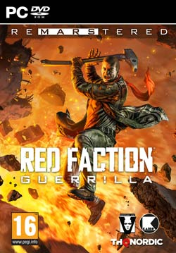 Red Faction Guerrilla ReMarstered PC Cover Download