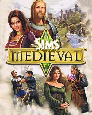 The Sims Medieval PC Cover Download