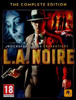 L A Noire Complete Edition PC Cover Download