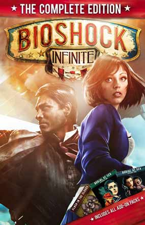 BioShock Infinite Complete Edition PC Cover Download