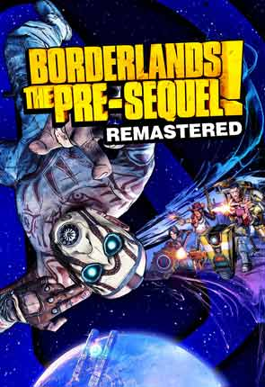 Borderlands The Pre-Sequel Remastered PC Cover Download