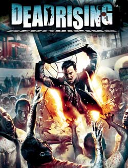 Dead Rising PC Cover Download Free