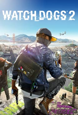 Watch Dogs 2 PC Cover Download