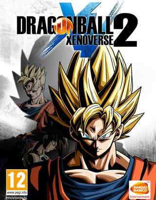 Dragon Ball Xenoverse 2 PC Cover Download