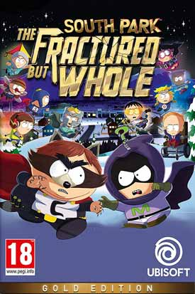 South Park The Fractured but Whole PC Gold Edition Cover Download