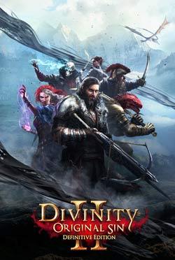 Divinity Original Sin 2 Definitive Edition PC Cover Download