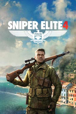 SNIPER ELITE 4 PC Cover Download