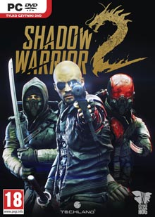 Shadow Warrior 2 PC Game Download Cover