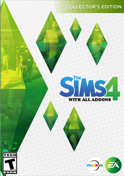 Sims 4 Complete Free Download Full Version PC Cover