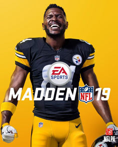 Madden NFL 19 PC Cover Download