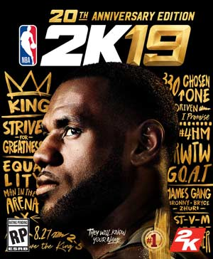 NBA 2K19 PC Download Cover