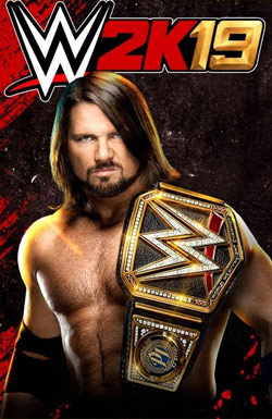 WWE 2K19 PC Download Cover