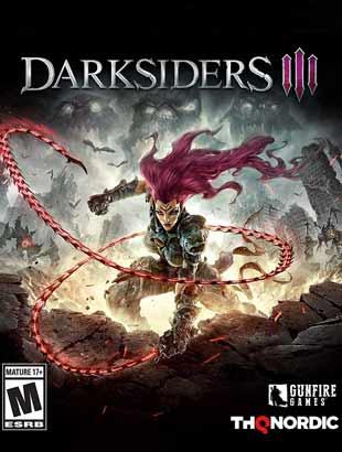Darksiders III PC Cover Download