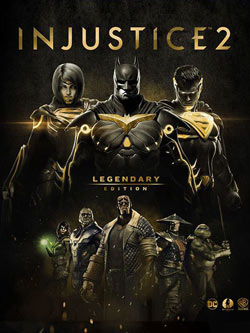 Injustice 2 Legendary Edition PC Cover Download