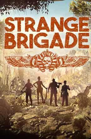 Strange Brigade PC Cover Download