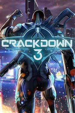 Crackdown 3 PC Cover Download FRee