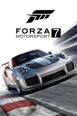 Forza Motorsport 7 PC Cover Download Free