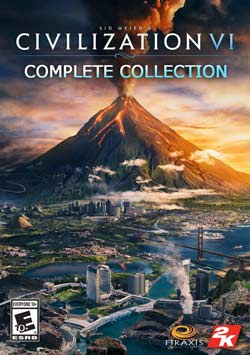 Civilization VI Complete Collection PC Cover Download