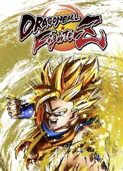 Dragon Ball FighterZ PC Cover Download Free