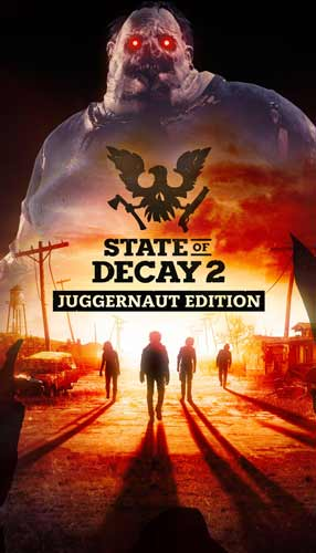 State of Decay 2 Juggernaut Edition PC Cover Download