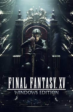 Final Fantasy XV Windows Edition PC Cover Download