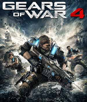 Gears of War 4 PC Cover Download
