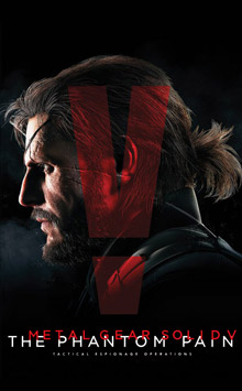 Metal Gear Solid V The Phantom Pain PC Cover Download Free