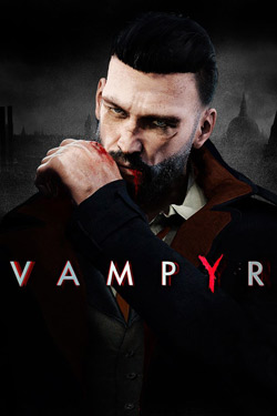 Vampyr PC Cover Download Free