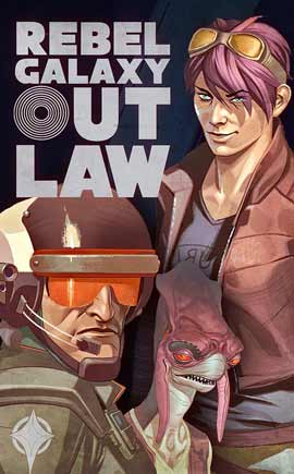 Rebel Galaxy Outlaw PC Cover Download