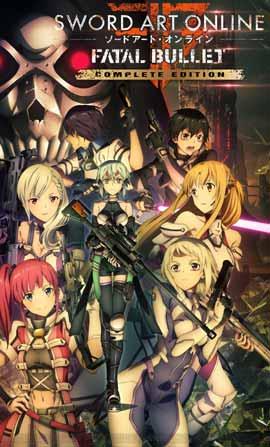 Sword Art Online Fatal Bullet PC Cover Download