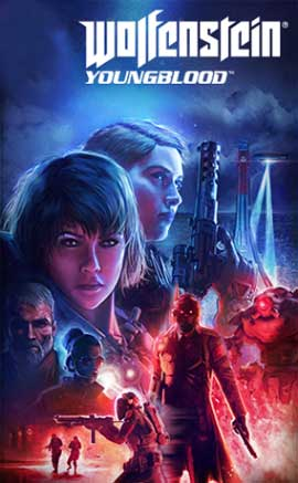 Wolfenstein Youngblood PC Cover Download