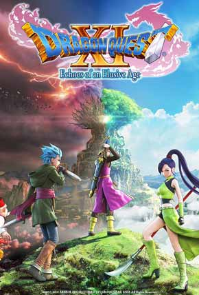 DRAGON QUEST XI Echoes of an Elusive Age PC Cover Download