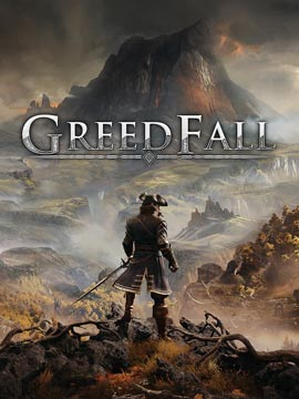 GreedFall PC Cover Download
