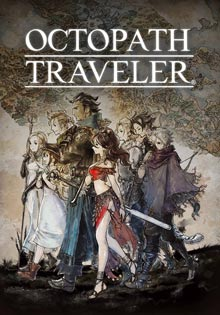 Octopath Traveler PC Cover Download