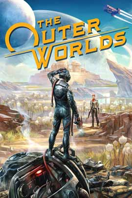 The Outer Worlds PC Cover Download