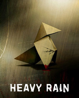 Heavy Rain PC Cover Download