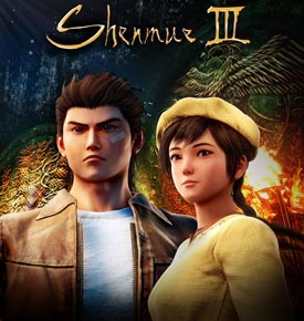 Shenmue III PC Cover Download