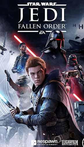 Star Wars Jedi Fallen Order PC Cover Download
