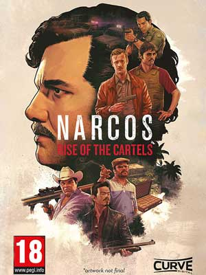 Narcos Rise of the Cartels PC Cover Download