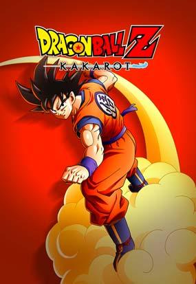 Dragon Ball Z Kakarot PC Cover Download