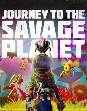 Journey to the Savage Planet PC Cover Download