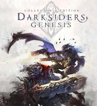 Darksiders Genesis PC Cover Download