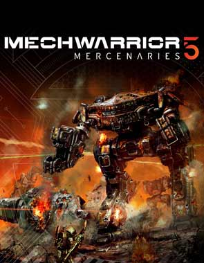 MechWarrior 5 Mercenaries PC Cover Download