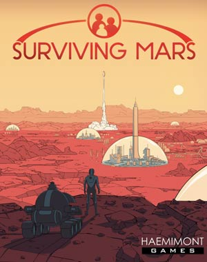 Surviving Mars PC Cover Download