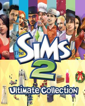 The Sims 2 Ultimate Collection PC Cover Download