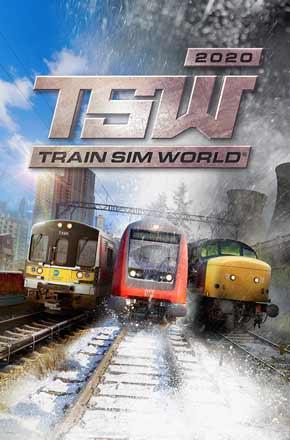 Train Sim World 2020 PC Cover Download