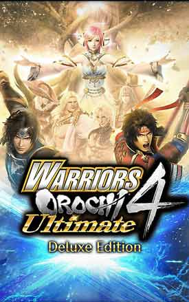 Warriors Orochi 4 Ultimate PC Cover Download