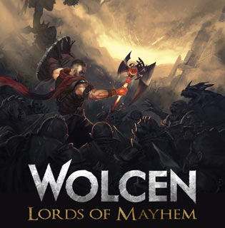Wolcen Lords of Mayhem PC Cover Download