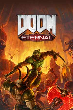 Doom Eternal PC Cover Download